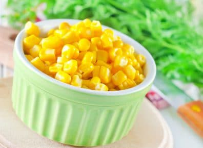 maïs doux sweet corn