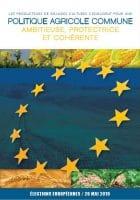 Brochure des producteurs de grandes cultures sur la PAC pour les élections européennes