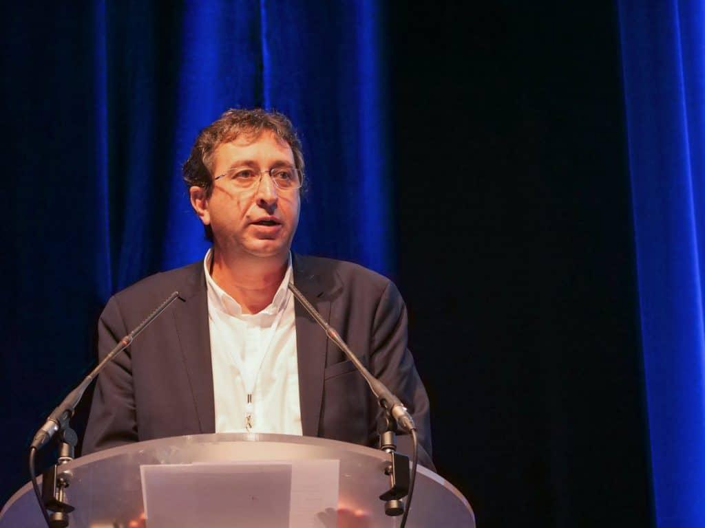 Pierre Pagès président de la FNPSMS au congrès du maïs 2019