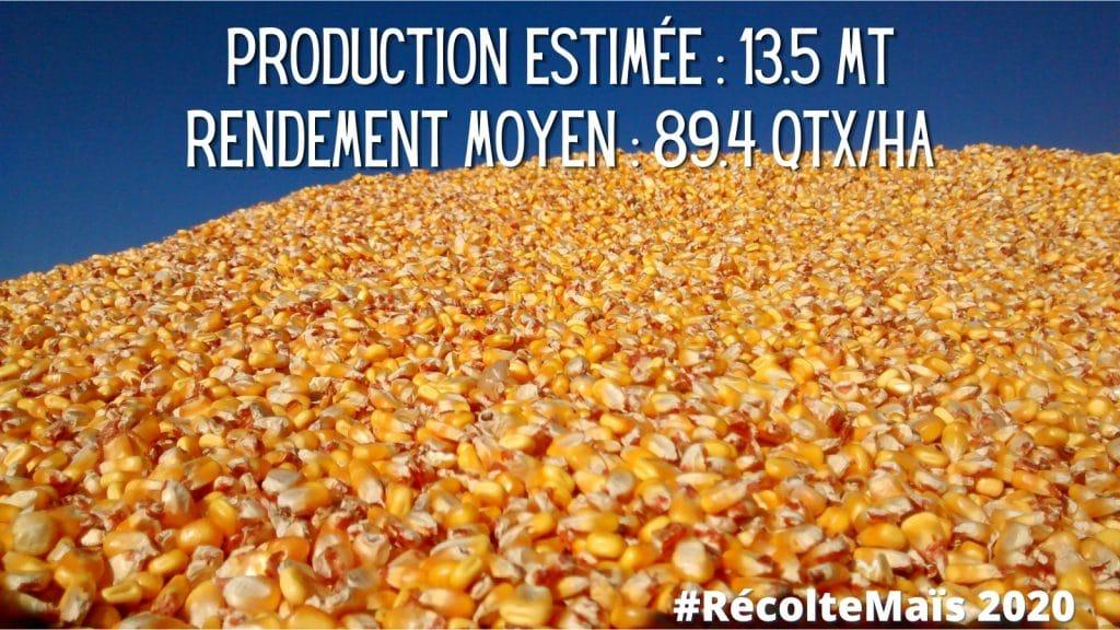 Bilan-camp-Récolte-Maïs 2020