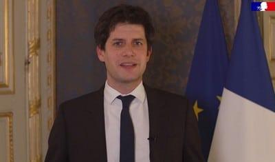 Julien Denormandie Minsitre de l'Agriculture AG AGPM 26 nov 2020