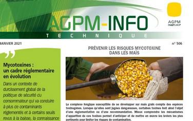 agpm info technique 2021