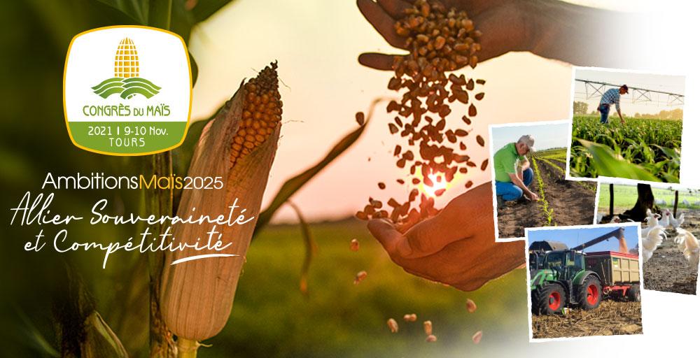 Congrès du maïs 2021 à Tours